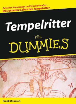 Tempelritter fur Dummies - Fur Dummies (Paperback)