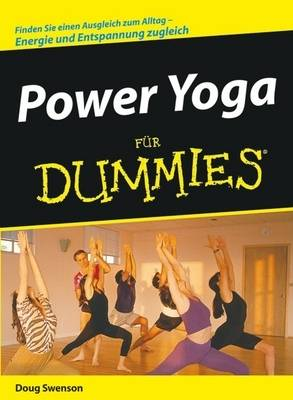 Power Yoga fur Dummies - Fur Dummies (Paperback)