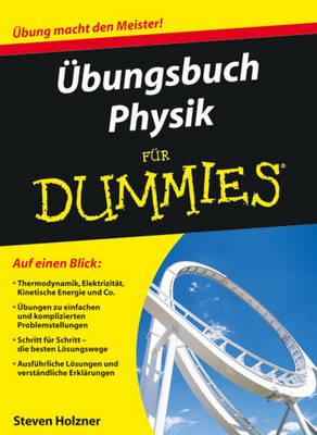 Ubungsbuch Physik Fur Dummies - Fur Dummies (Paperback)