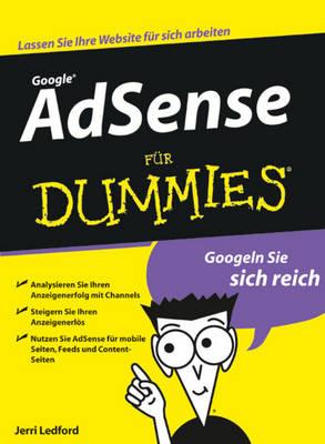 AdSense Fur Dummies - Fur Dummies (Paperback)