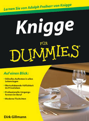 Knigge Fur Dummies (Paperback)