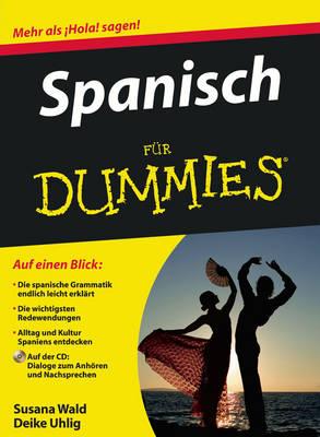 Cover Spanisch Fur Dummies - Fur Dummies