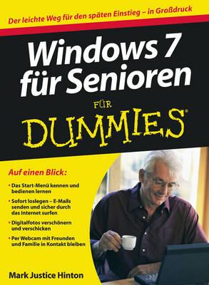 Windows 7 Fur Senioren Fur Dummies - Fur Dummies (Paperback)