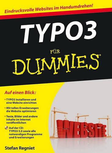 Typo3 Fur Dummies - Fur Dummies (Paperback)