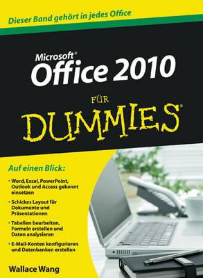 Office 2010 fur Dummies - Fur Dummies (Paperback)