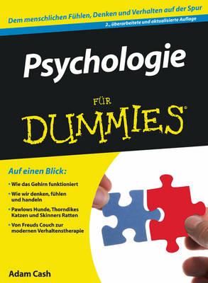 Psychologie Fur Dummies - Fur Dummies (Paperback)