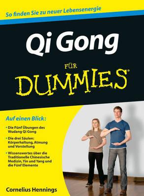 Qi Gong fur Dummies - Fur Dummies (Paperback)