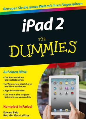 iPad 2 Fur Dummies - Fur Dummies (Paperback)