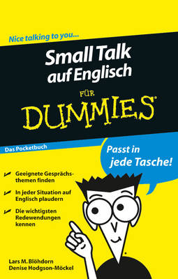 Small Talk auf Englisch Fur Dummies das Pocketbuch - Fur Dummies (Paperback)