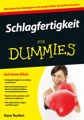 Schlagfertigkeit fur Dummies - Fur Dummies (Paperback)