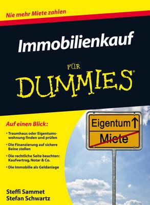 Immobilienkauf Fur Dummies - Fur Dummies (Paperback)