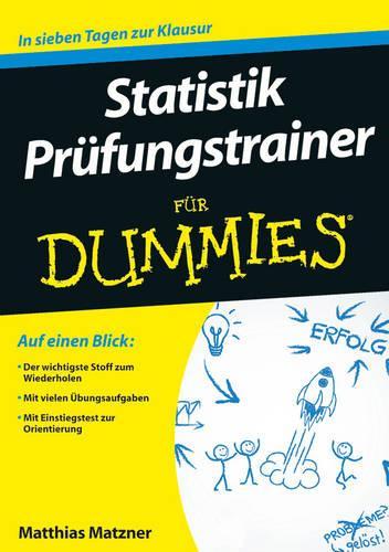 Statistik Fur Dummies Prufungstrainer - Fur Dummies (Paperback)