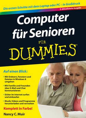 Computer fur Senioren Fur Dummies - Fur Dummies (Paperback)