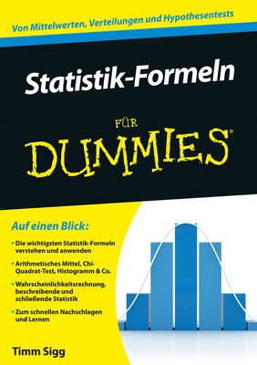 Statistik-Formeln fur Dummies - Fur Dummies (Paperback)