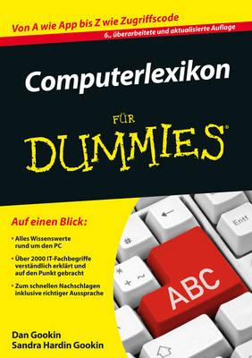 Computerlexikon fur Dummies - Fur Dummies (Paperback)