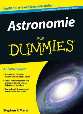 Astronomie fur Dummies - Fur Dummies (Paperback)