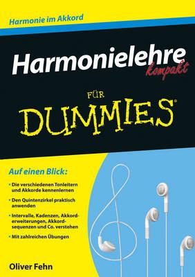 Harmonielehre kompakt fur Dummies - Fur Dummies (Paperback)