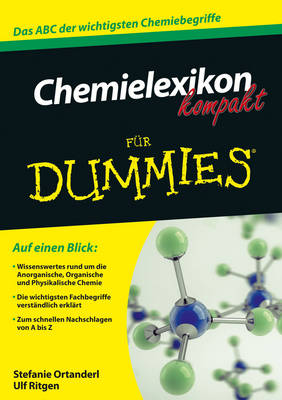 Chemielexikon fur Dummies - Fur Dummies (Paperback)