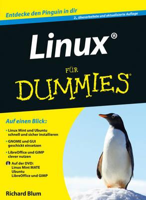 Linux Fur Dummies - Fur Dummies (Paperback)