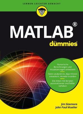 Matlab fur Dummies - Fur Dummies (Paperback)