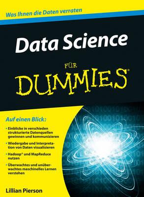 Data Science fur Dummies - Fur Dummies (Paperback)