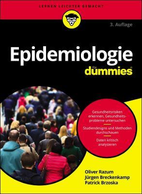 Epidemiologie fur Dummies - Fur Dummies (Paperback)