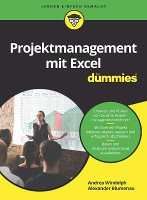 Projektmanagement mit Excel fur Dummies - Fur Dummies (Paperback)