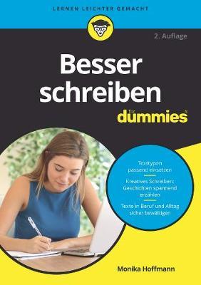 Besser schreiben fur Dummies - Fur Dummies (Paperback)