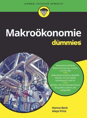 Makrooekonomie fur Dummies - Fur Dummies (Paperback)