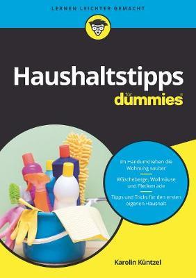 Haushaltstipps fur Dummies - Fur Dummies (Paperback)