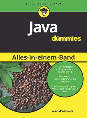Java Alles-in-einem-Band fur Dummies - Fur Dummies (Paperback)