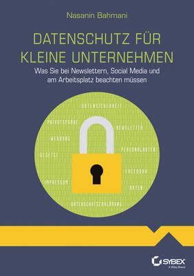 Datenschutz fur kleine Unternehmen: Was Sie bei Newslettern, Social Media und am Arbeitsplatz beachten mussen (Paperback)