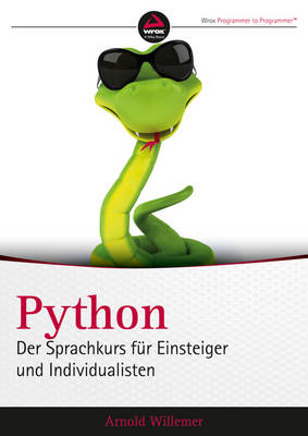 Python. Der Sprachkurs fur Einsteiger und Individualisten (Paperback)