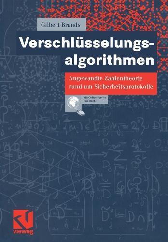 Verschlusselungsalgorithmen (Paperback)