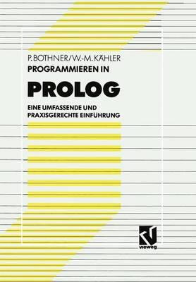 Programmieren in PROLOG (Paperback)