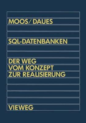 SQL-Datenbanken (Paperback)