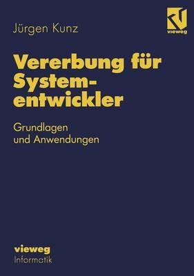 Vererbung fur Systementwickler (Paperback)