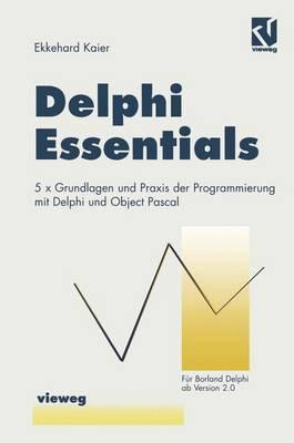 Delphi Essentials (Paperback)