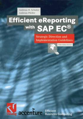 Efficient eReporting with SAP EC: Strategic Direction and Implementation Guidelines - Efficient Business-Computing (Hardback)