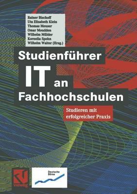 Studienfuhrer IT an Fachhochschulen (Paperback)