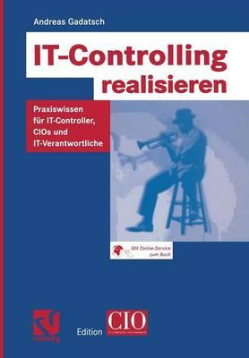 IT-controlling Realisieren - Edition CIO (Paperback)