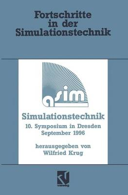 Simulationstechnik - Fortschritte in Der Simulationstechnik (Paperback)