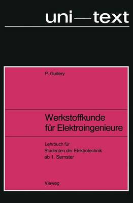 Werkstoffkunde Fur Elektroingenieure (Paperback)