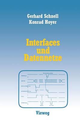 Interfaces Und Datennetze (Paperback)