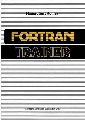 Fortran-Trainer (Paperback)