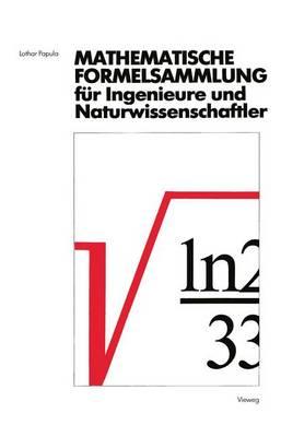 Mathematische Formelsammlung (Paperback)