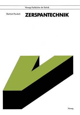 Zerspantechnik (Paperback)