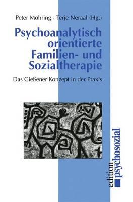 Psychoanalytisch Orientierte Familien- und Sozialtherapie (Paperback)