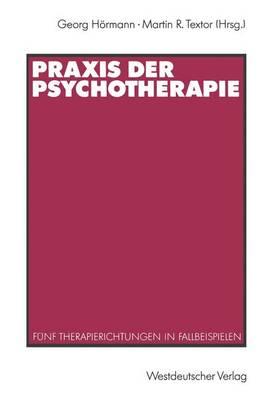Praxis der Psychotherapie (Paperback)
