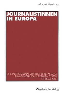 Journalistinnen in Europa (Paperback)